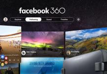 تطبيق Facebook 360